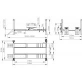 Four Post Lift IT8415S