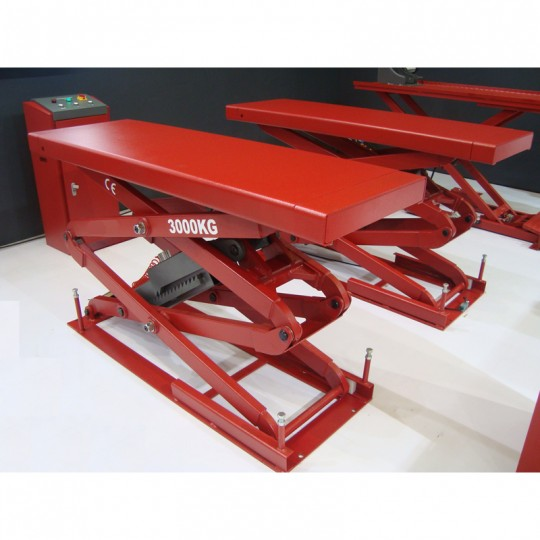 Double Scissor Lift IT8613