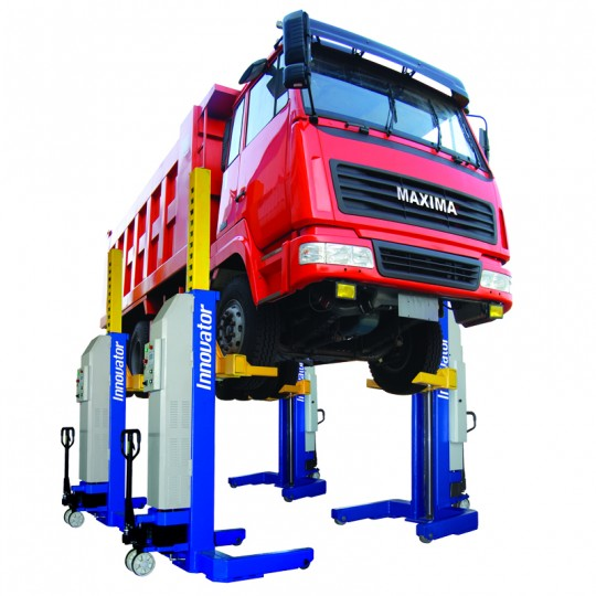 Heavy Duty Column Lift IT8817W