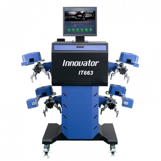 3D Wheel Alignment IT660