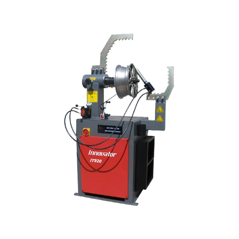 Rim Repair Machine IT920 - Car Lift, Wheel Service and Shop Equipment by  Innovator
