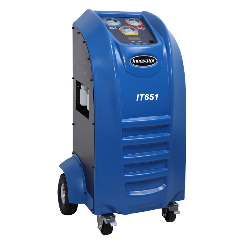 Refrigerant Recovery Machine IT651