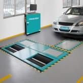 Vehicle test line IT634